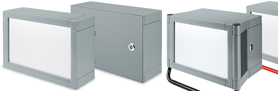 multiVISION enclosures