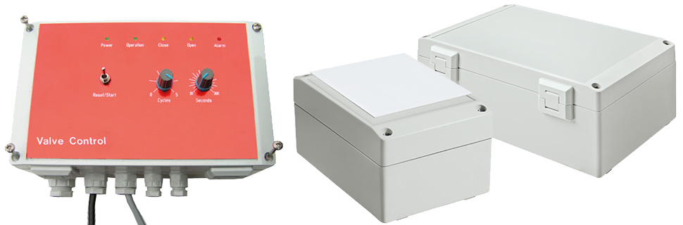 technoBOX plastic enclosures