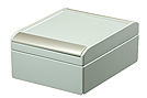 aluCASE supplied with aluminum lid trims