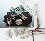 ROLEC accessories for enclosures