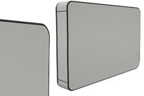 multiPANEL front panel fixing