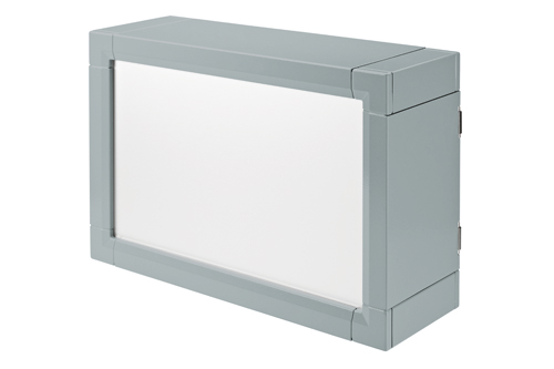 multiVISION display,   single-part profile D2
