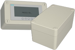 polyTOP IP66 GRP polyester electronic enclosures range