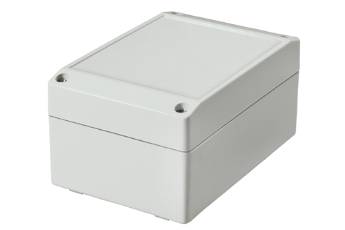 Special standard enclosure made from ABS
